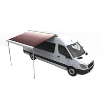 Manual Electric Optional Car Roof Camping Trailer Camper Awning