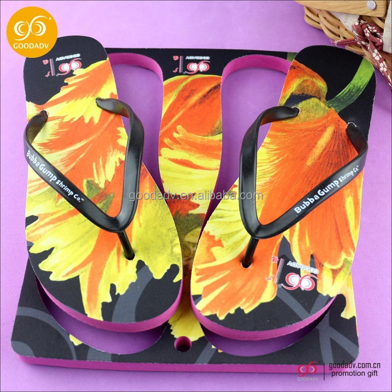 China factory direct sales of high quality gift flip flops
