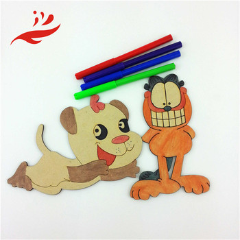 environmental protection material wooden puzzle toys for baby