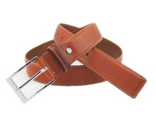 100% full grain leather belt
