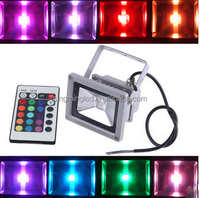 Factory price 50w rgb led flood light with Epistar chip made in China