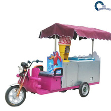 Hot sell 150Cc motocycle or electric motor food truck tricycle mobile fast food kiosk truck ice cream coffee food truck
