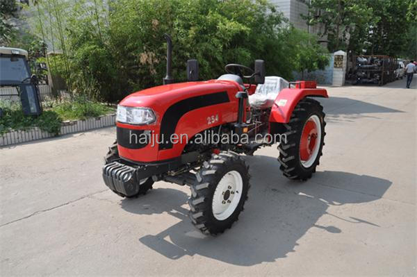 25HP 4wd china cheap fram small tractor for sale with tractor price list