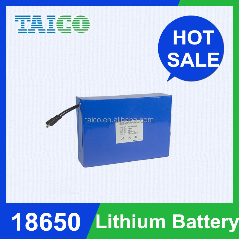 Rechargeable Lithium Battery 11.1V 60AH