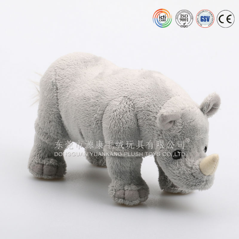 cartoon character hippo & custom soft hippo toys