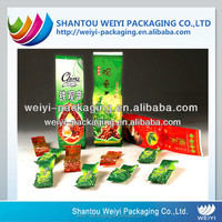 food vacuum packing figured tea bags with logo print