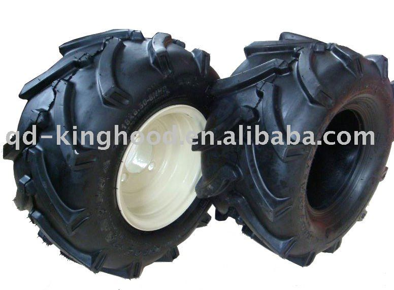 18in Pneumatic Tubeless Wheel For Carts and ATV