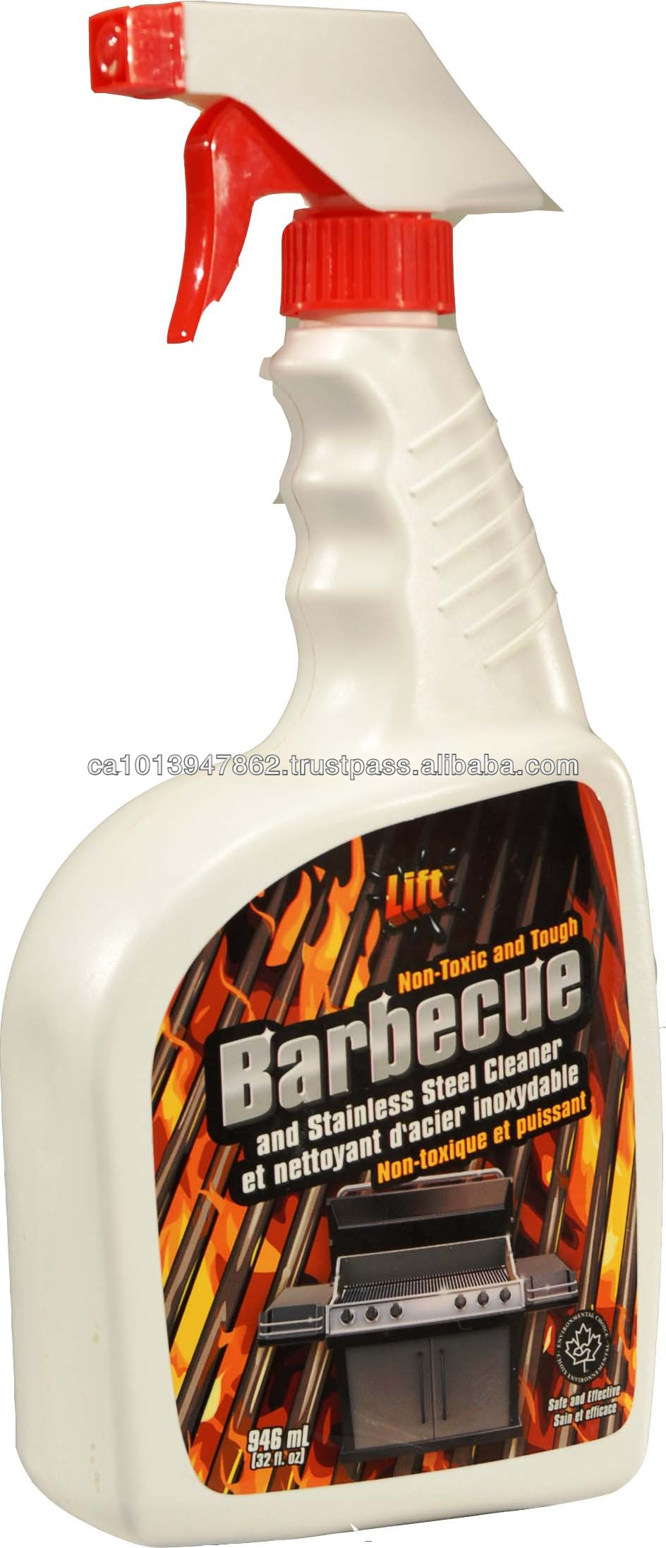 Non-Toxic BBQ & Stainless Steel Cleaner