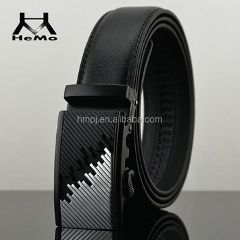 2016 fashion classic business automatic buckle cowhide belt