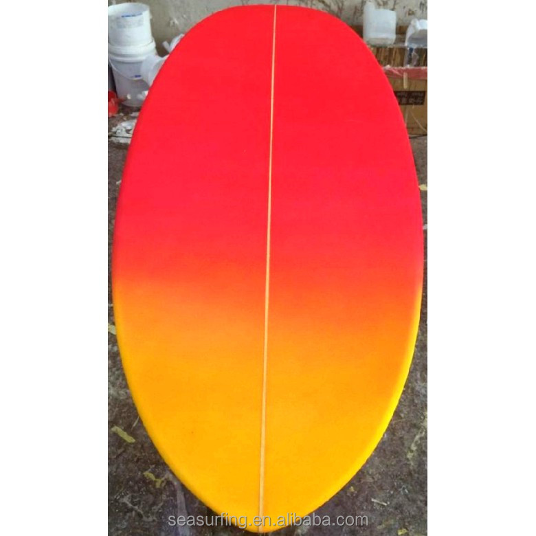Newly season beach articles transparent type color fade sup paddle board on promotion ~~!