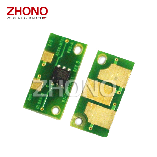 Compatible for Konica Minolta Bizhub C240 C250 C250p C252 C252p toner and drum Chip