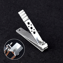 Professional Stainless Steel Nail Clipper Cutter for Men & Women Fingernail Toenail Use