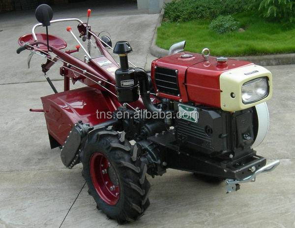 hot selling TNS brand multi-functional power tiller for agricultural
