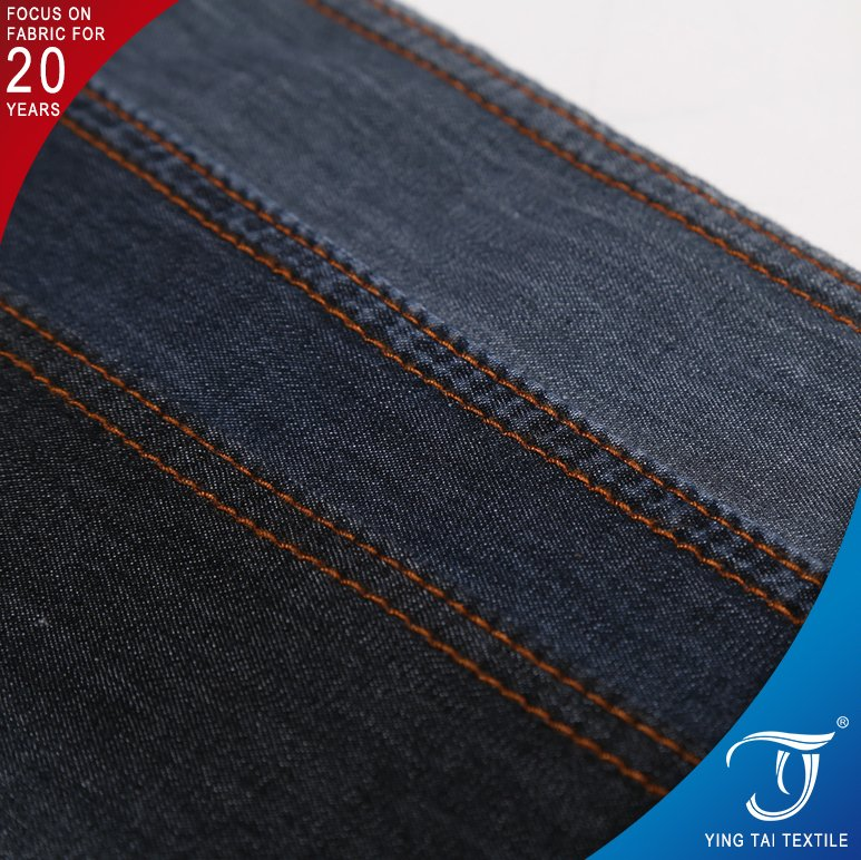 Garment material fabric 4 oz light weight cotton fabric denim for shirts