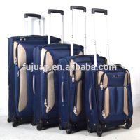 New Luggage Stock 4pcs Set Nylon