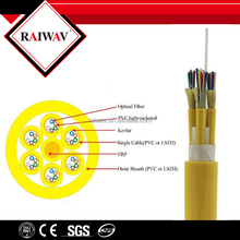 Cheap Price 24 Core Indoor Distribution PVC Fiber Optic Cable