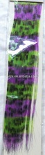 Synthetic Hair Pieces Colorful Hair Extension 1914B