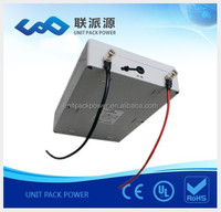 Lithium waterproof plastic box 12v 20ah golf trolley battery