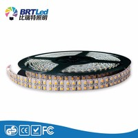 Non waterproof flex 5050 led strip 2700-6500K Color Temperature(CCT) and Light Strips Item Type strip light cool white