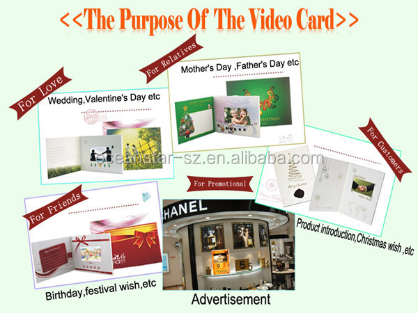 2016 hot sale Factory supply LCD screen lcd video advertisement player