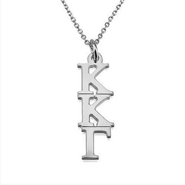 Yiwu Aceon Stainless Steel Sorority Necklace Personalized Necklace