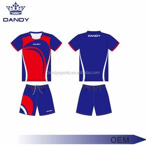 7daa747b6 Wholesale custom printing soccer jersey fashion sublimation sportswear   cheap hot club thailand quality training jersey