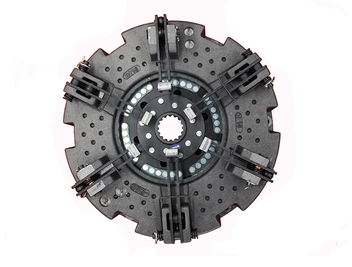 Agriculture Equipment Tractor Clutch , 13-inch Wheeled Tractor Clutch Assembly ,Tractor Clutch Kit