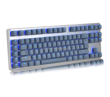 2018 hot sale compact mechanical keyboard RGB backlight keyboard mini gaming keyboard