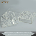 China Factory Custom Size Clean Acrylic Candy Display Box