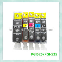 For Canon PGI525,compatible ink cartridge PGI525