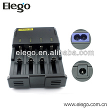Best Electronic Cigarette 18650 18500 18350 Nitecore i4 Charger