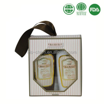 2 pcs body care kit for premium gift