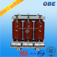 SCB10 three phase dry type distribution transformer step down distribution transformer