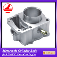 Factory LF200CC 3 Wheeler Spare Parts China Motorbike Cylinder