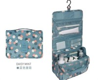 BSCI audited china factory promotional fabric best cosmetic travel wash bags