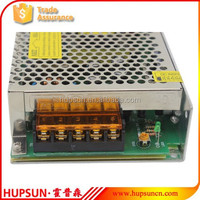 factory direct high quality 12v dc 50w led driver 5v 10a s-50-24 LED power supply