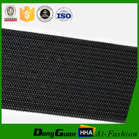 2 inch black knit elastic waist bands with wholesales
