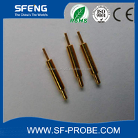 Top quality brass pogo pin/spring loaded probe/contact pin PCB