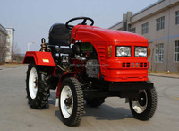 Multipurpose mini farm tractor