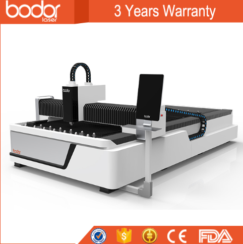 best sales product electric carbon fiber laser cutting machine with unique cast iron machine bed design