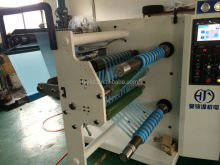 HJY-FQ03 perfect quality lottery tickets roll rewinding machine for sale