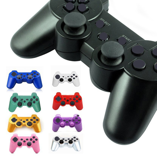 Wireless Controller Joypad for Sony PS3 P3 Playstation 3 Game Console Gamepad