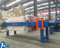 High quality dewatering press filter 20m2