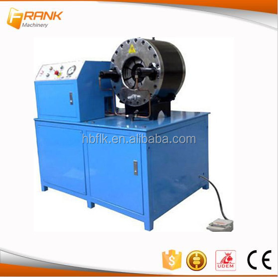 Hot sale Mini Crimping Machine Press Hydraulic Hose FLK-102