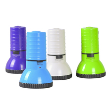 Mini children toys flashlight Muiti-purpose self-protection handy megaphone