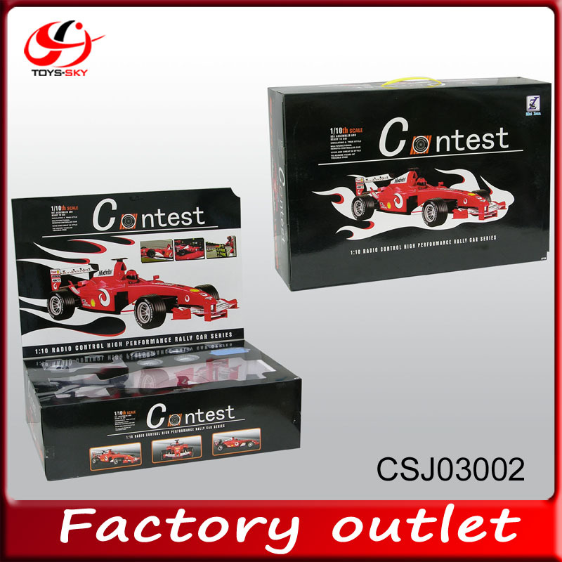 1/10 Scale Radio control high performance Electric HSP Contest F1 Racint car RC Drift car for sale