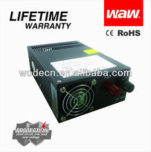 AC/DC single output 600w 24v 25a switching power supply smps