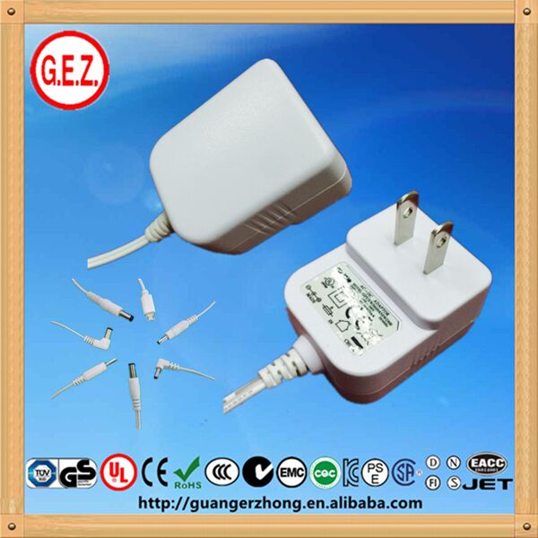 High quality CE CB SAA KC GS 12V 500mA AC DC Power Supply <strong>Adapter</strong>