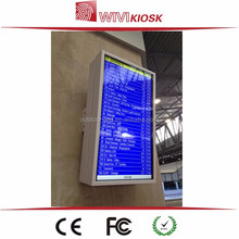 32 Inch Outdoor Touch Screen Lcd Interactive Kiosk