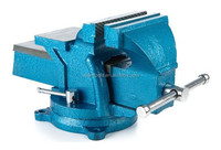 Steel Rotating Heavy duty Bench Vise